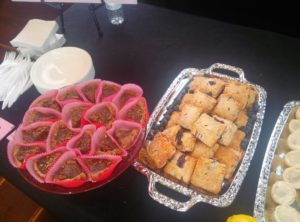 Spark Philadelphia Sugar Rush Pecan Pie Blueberry Tarts